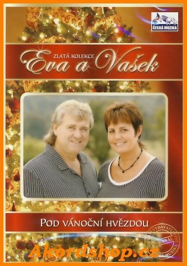 Eva a Vašek - zlatá kolekce - Pod vánoční hvězdou DVD plast