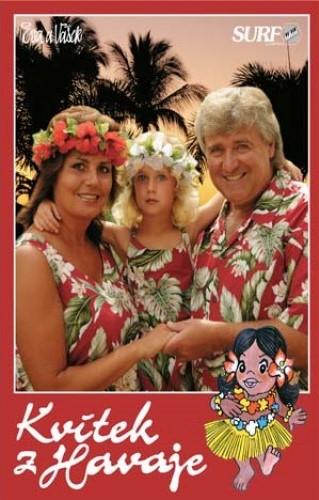 Eva a Vašek - Kvítek z Hawaje DVD plast