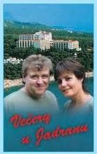 Eva a Vašek - Večery u Jadranu DVD plast