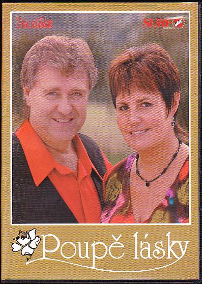 Eva a Vašek - Poupě lásky DVD plast