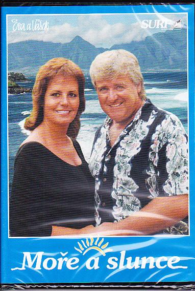 Eva a Vašek - Moře a slunce DVD plast