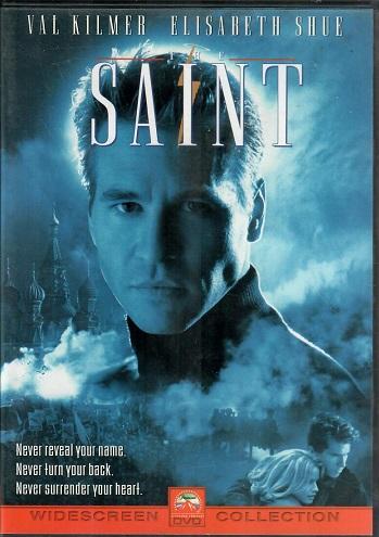 The Saint / Svatý ( plast ) DVD