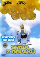 Spadl z oblaků DVD slim