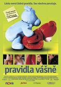 Pravidla vášně ( plast / slim ) - DVD