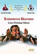 Svůdníkovo desatero DVD slim