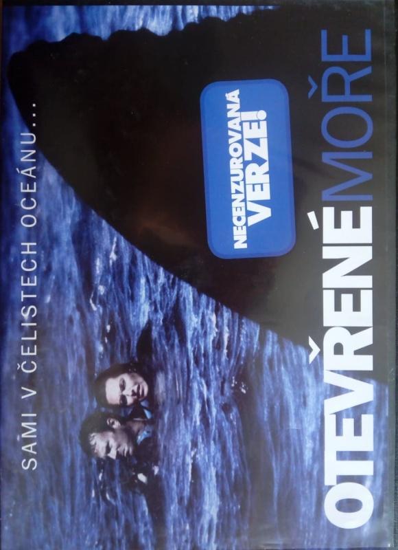 Otevřené moře DVD slim