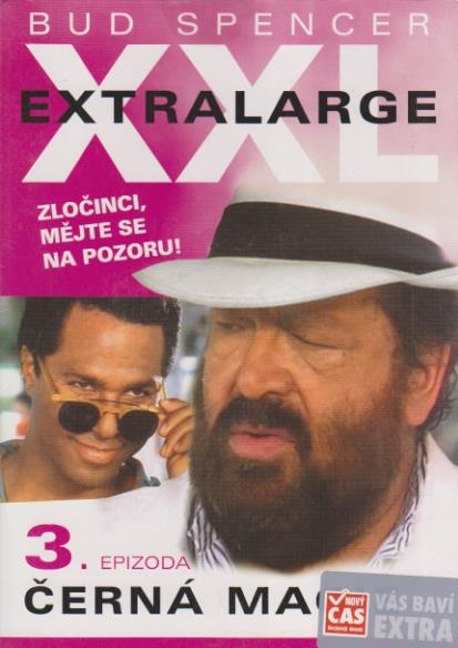 Extralarge 3 - Černá magie - DVD