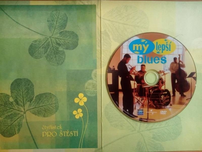 Mý lepší blues DVD (dárková obálka)