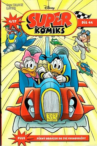 SUPER komiks Disney - Kačeří příběhy, díl 44