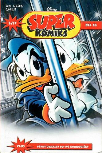 SUPER komiks Disney - Kačeří příběhy, díl 42