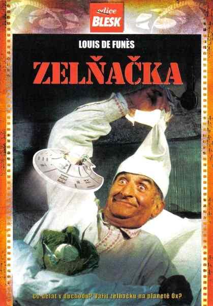 Zelňačka - DVD pošetka