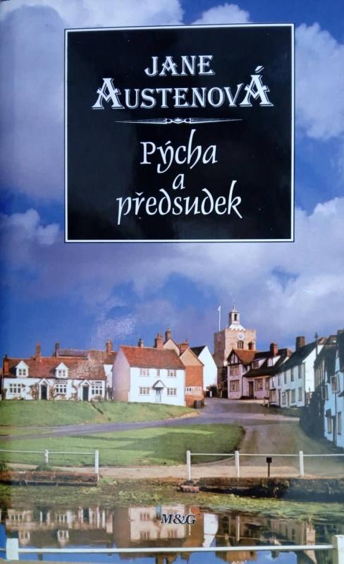 Pýcha a předsudek - Jane Austenová (bazarové zboží