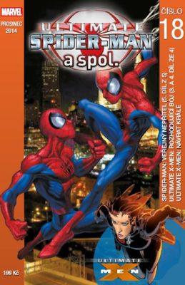 Ultimate Spider-Man a spol. 18 - prosinec 2014