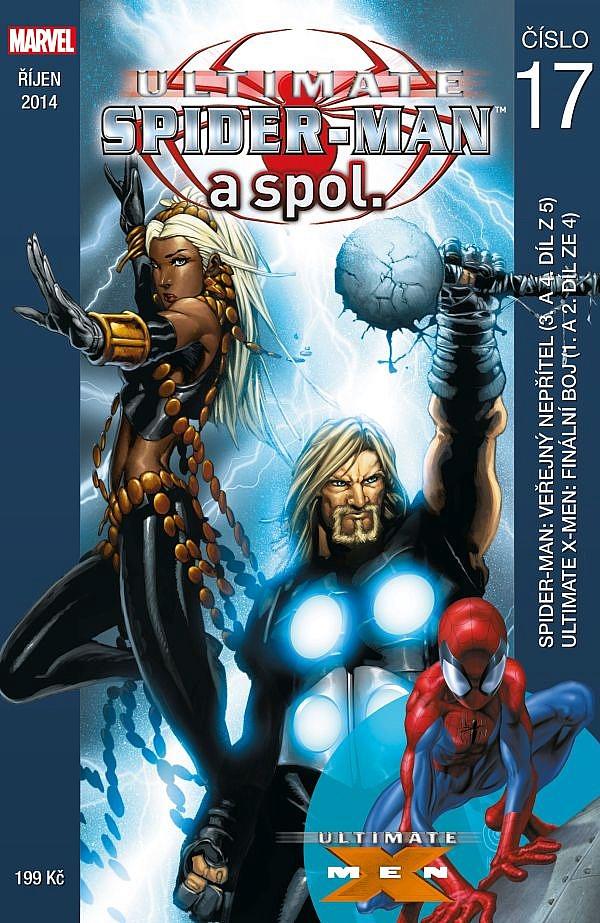 Ultimate Spider-Man a spol 17 - říjen 2014