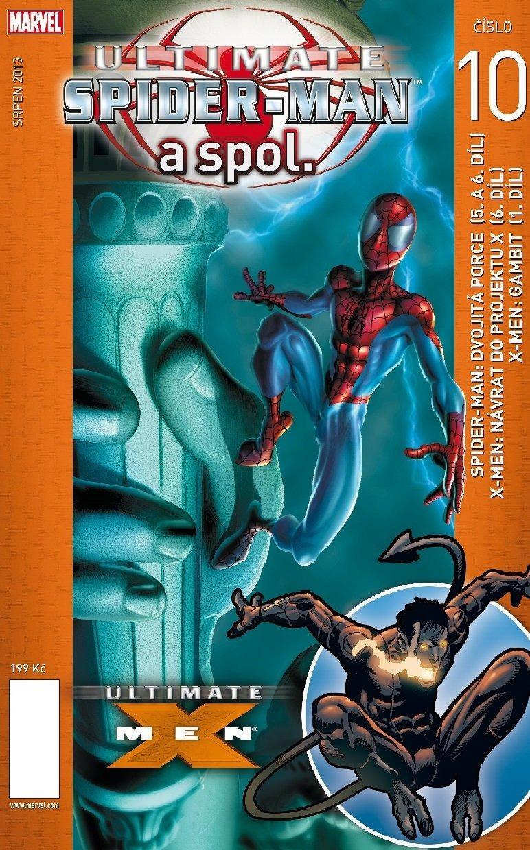 Ultimate Spider-Man a spol. 10 - srpen 2013