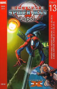 Ultimate Spider-Man a spol. 13 - únor 2014