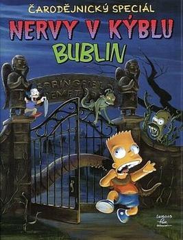 Čarodějnický speciál - Nervy v kýblu bublin - Matt Groening