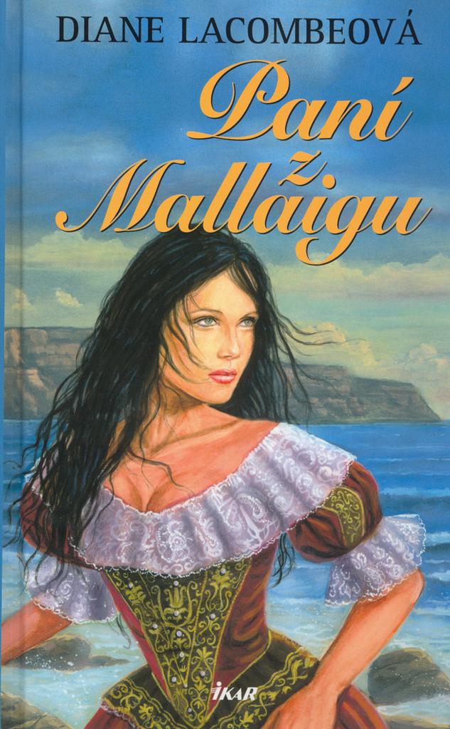 Paní z Mallaigu - Diane Lacombeová