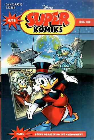 SUPER komiks Disney - Kačeří příběhy, díl 40