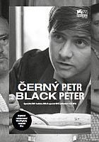 Černý Petr -  digipack+brožura  DVD
