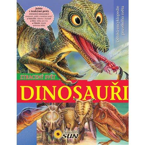 Ztracený svět - Dinosauři