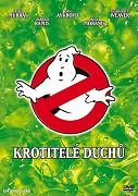 Krotitelé duchů DVD plast