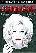 Dobrodružství - Michalengelo Antonioni DVD plast - původní  znění, cz titulky