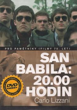 San Babila: 20.00 Hodin DVD plast - cz titulky