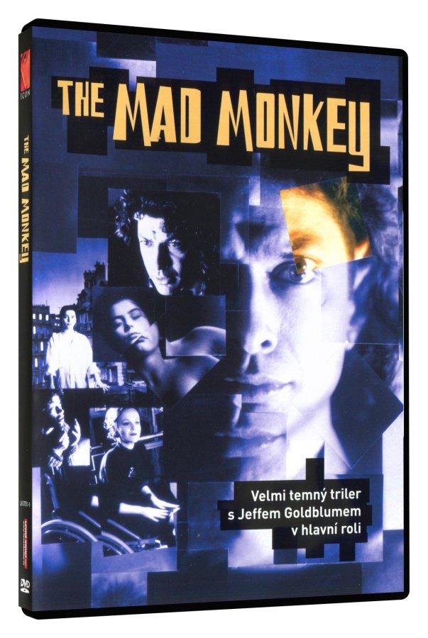 The Mad Monkey DVD plast - původní znění, cz titulky