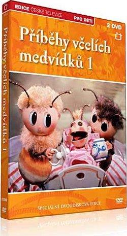 Příběhy včelích medvídků 1 - DVD plast