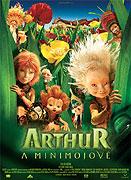 Arthur a Minimojové DVD plast