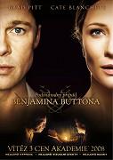 Podivuhodný případ Benjamina Buttona DVD plast