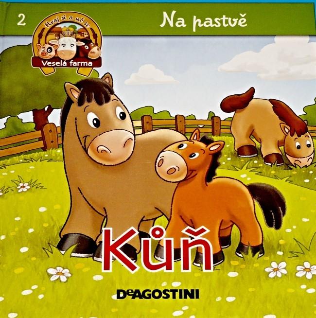 Na pastvě 2 - Kůň