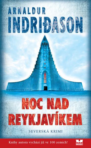 Noc nad Reykjavíkem - A.Indridason