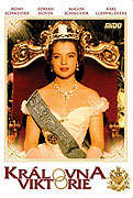 Královna Viktorie (Romy Schneider) - DVD pošetka