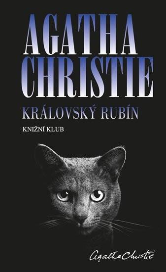 Královský rubín - Agatha Christie/bazarové zboží/