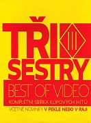 Tři sestry best of video DVD pošetka