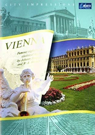 City Impressions Vienna DVD plast