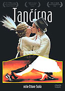 Tančírna DVD plast