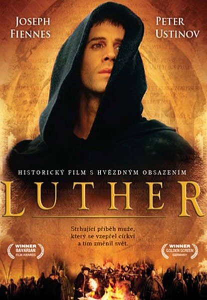 Luther DVD digipack