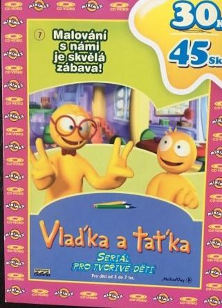 Vlaďka a taťka 7 - DVD pošetka