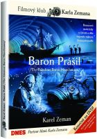 Baron Prášil - DVD box slim