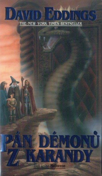 Pán démonů z Karandy - David Eddings