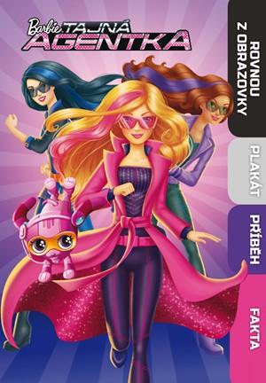 Barbie - Tajná agentka - Rovnou z obrazovky, plakát, příběh,  fakta