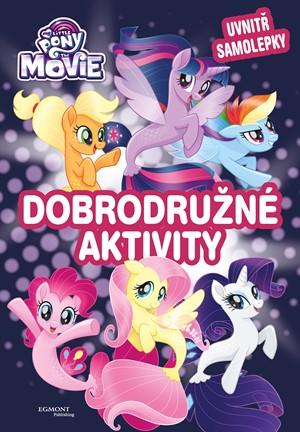 My Little Pony - dobrodružné aktivity
