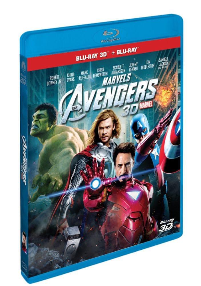 Avengers (2Blu-ray 3D+2D)