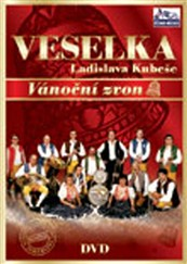 Veselka Ladislava Kubeše - Vánoční zvon DVD plast