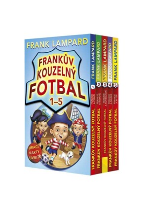 Frankův kouzelný fotbal 1-5 BOX