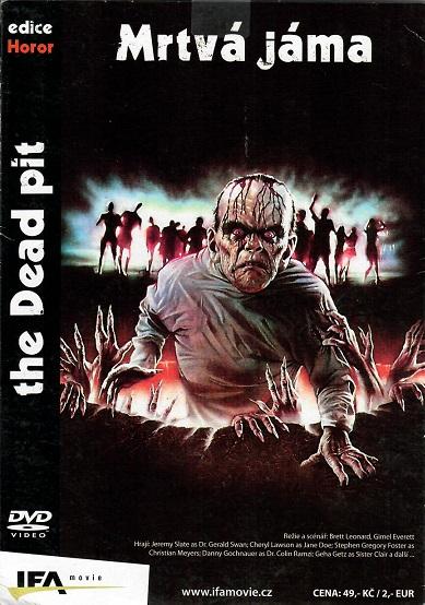 Mrtvá jáma ( pošetka ) - DVD