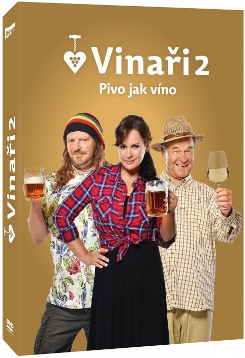Vinaři 2. série - DVD